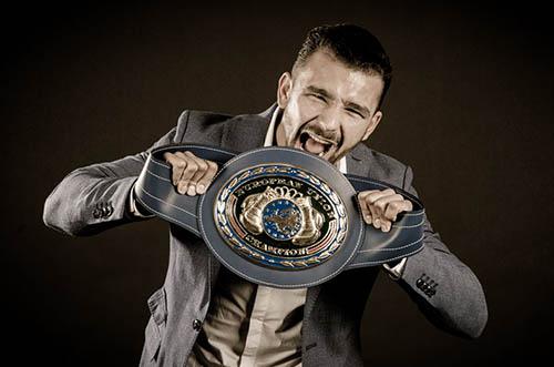 Jordy Weiss va remonter sur le ring prochainement