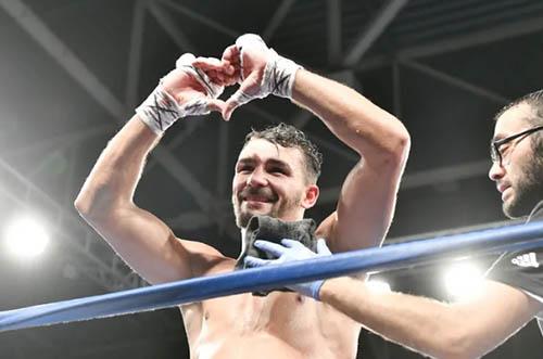 Sportif de l'année 2019 : pas de Brexit pour le boxeur Jordy Weiss !