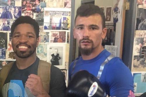 Jordy Weiss préfère boxer devant son public à Laval qu'aux Etats-Unis