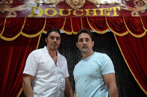 David Papot et Jordy Weiss en chefs de file