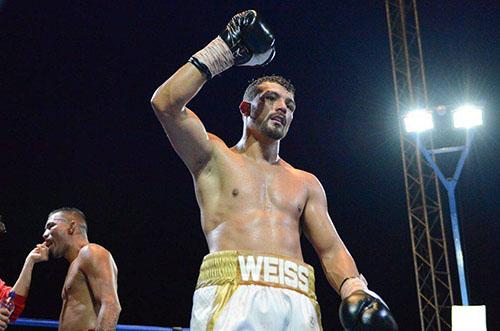 En attendant le match pour la ceinture européenne, Weiss va reboxer contre Mourzaev (Ouest-France)